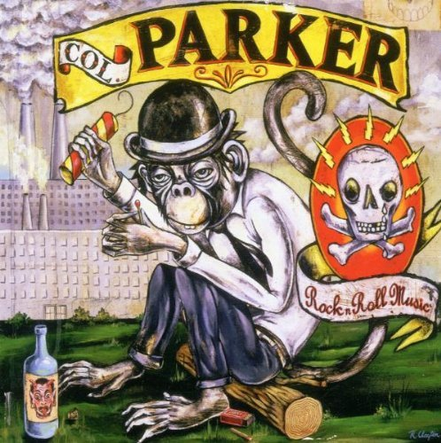 Col. Parker Rock N Roll Music