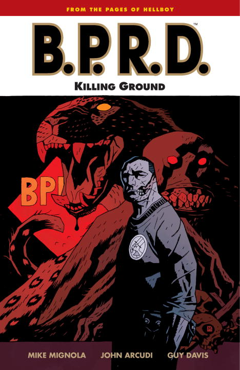 Mike Mignola Killing Ground