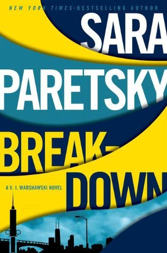 Sara Paretsky Breakdown
