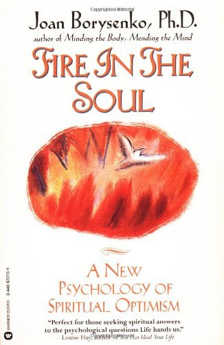 Joan Phd Borysenko Fire In The Soul A New Psychology Of Spiritual Optimism