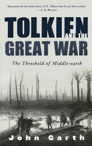 John Garth Tolkien And The Great War The Threshold Of Middle Earth