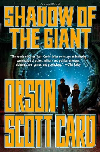Orson Scott Card Shadow Of The Giant Limited Edition Leather Bound