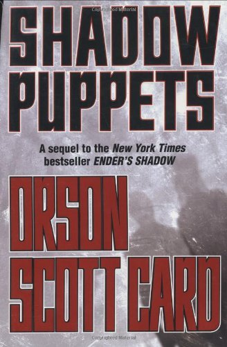 Orson Scott Card Shadow Puppets Limited Edition Leather Bound