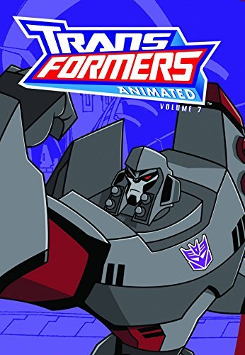Marty Isenberg Transformers Animated Volume 7