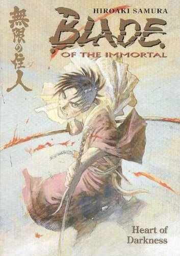 Hiroaki Samura Blade Of The Immortal Volume 7 Heart Of Darkness