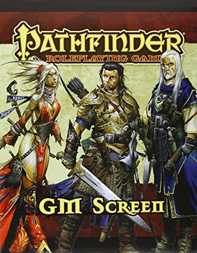 Pathfinder Rpg Gm Screen