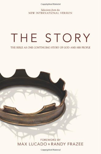 Zondervan Niv The Story Hardcover The Bible As One Continuing Story Of God And His