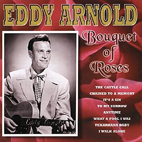 Eddy Arnold Bouquet Of Roses Import Eu