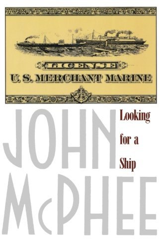 John Mcphee Looking For A Ship