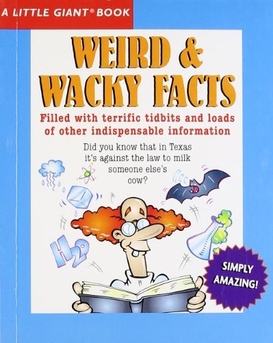 K. R. Hobbie Weird & Wacky Facts