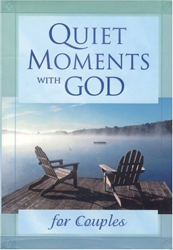 Honors Books Quiet Moments With God Couples (quiet Moments With