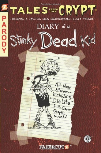 Various Diary Of A Stinky Dead Kid