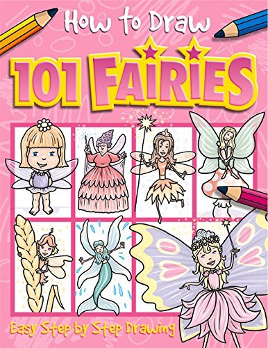 Dan Green Ht Draw 101 Fairies