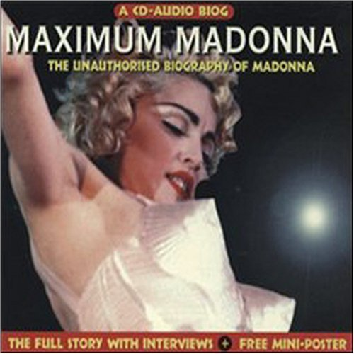 Madonna Maximum Madonna Import Gbr Incl. Booklet