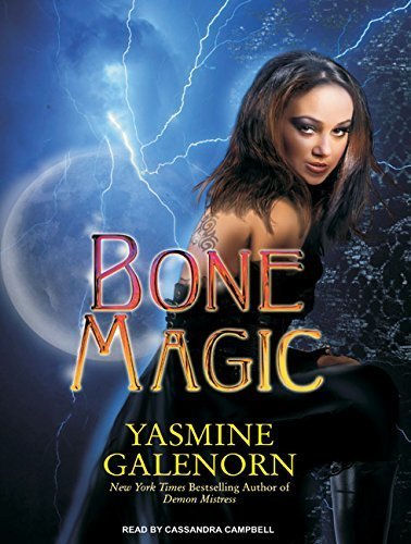 Yasmine Galenorn Bone Magic CD