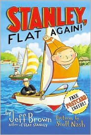 Macky Pamintuan (illustrator) By Jeff Brown Stanley Flat Again! Flat Stanley