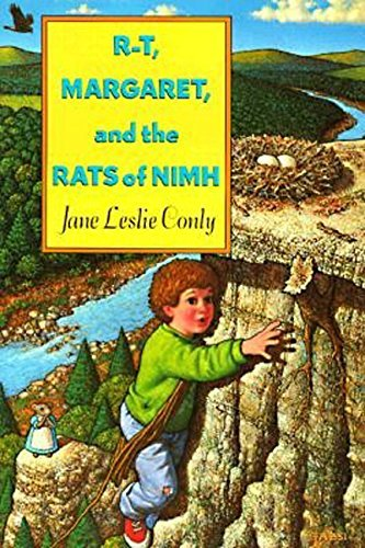 Jane Leslie Conly R T Margaret And The Rats Of Nimh