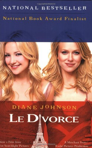 Diane Johnson Le Divorce