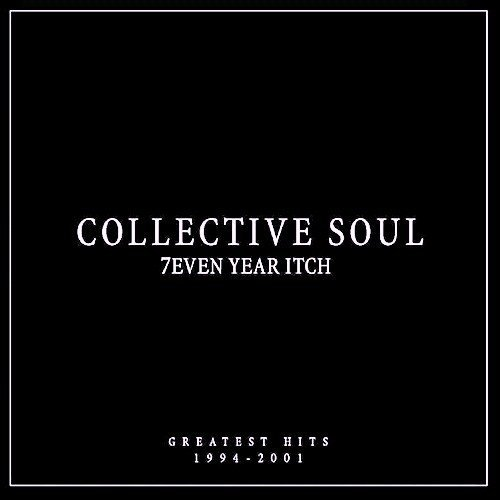 Collective Soul 7even Year Itch Greatest Hits Import Aus