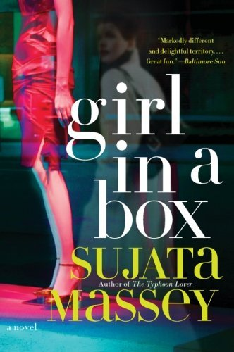 Sujata Massey Girl In A Box