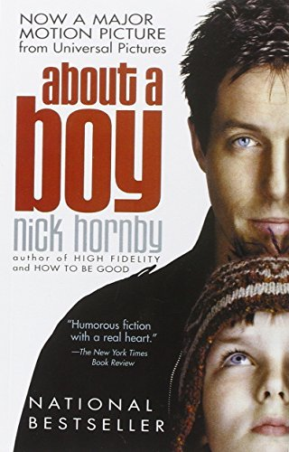Nick Hornby About A Boy