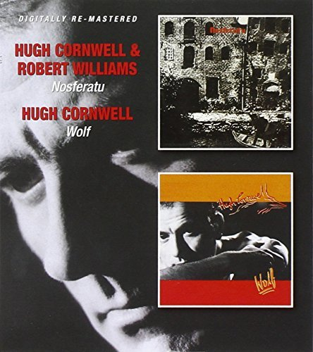 Hugh Cornwell Nosferatu Wolf Import Gbr 2 On 1 Remastered
