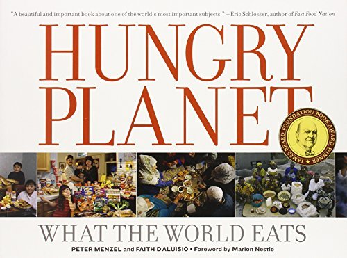 Peter Menzel Hungry Planet What The World Eats