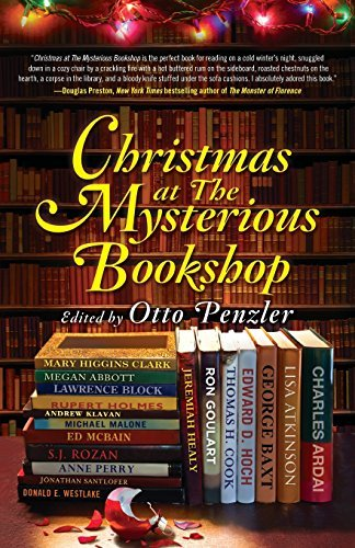 Otto Penzler Christmas At The Mysterious Bookshop