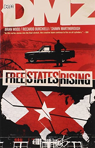 Brian Wood Dmz Vol. 11 Free States Rising