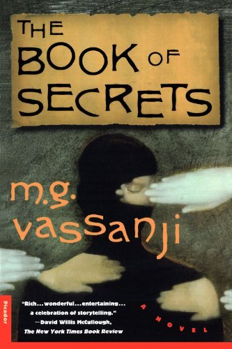 M. G. Vassanji The Book Of Secrets