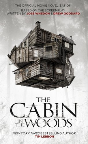 Titan Books Cabin In The Woods The The Official Movie Novelization