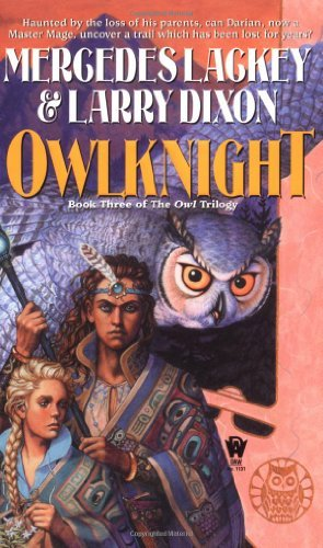 Mercedes Lackey Owlknight