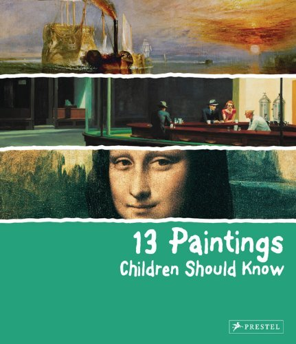 Angela Wenzel 13 Paintings Children Should Know