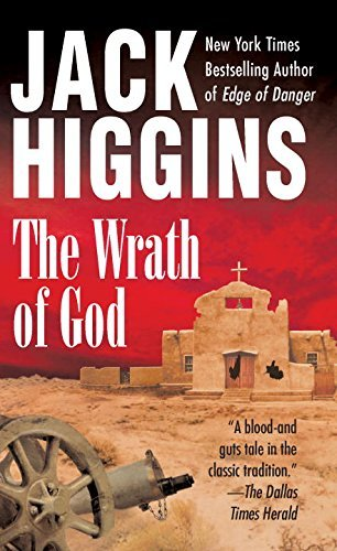 Jack Higgins The Wrath Of God 0002 Edition;