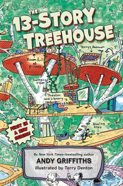 Andy Griffiths The 13 Story Treehouse