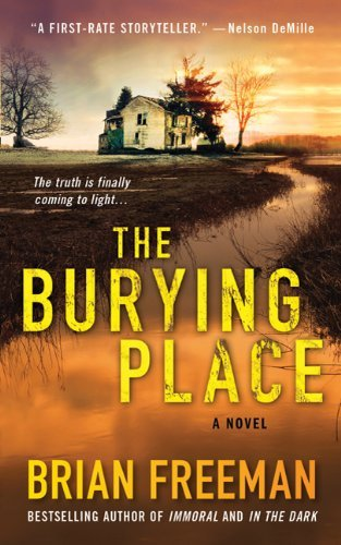 Brian Freeman The Burying Place