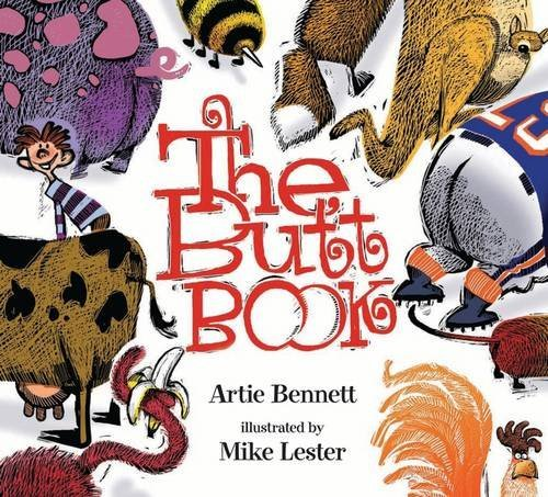 Artie Bennett The Butt Book