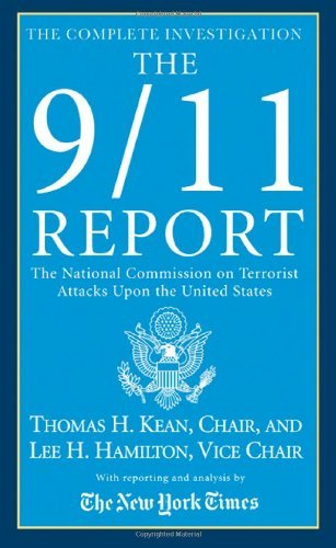 Thomas H. Kean The 9 11 Report The National Commission On Terrorist Attacks Upon