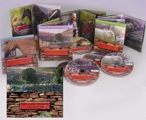 James Herriot The James Herriot Collection All Creatures Great And Small All Things Bright
