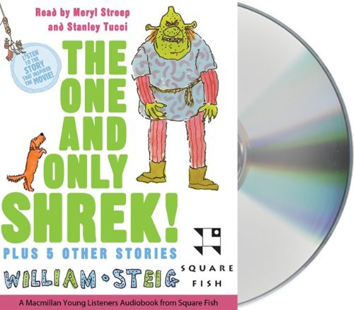 William Steig The One And Only Shrek! Plus 5 Other Stories