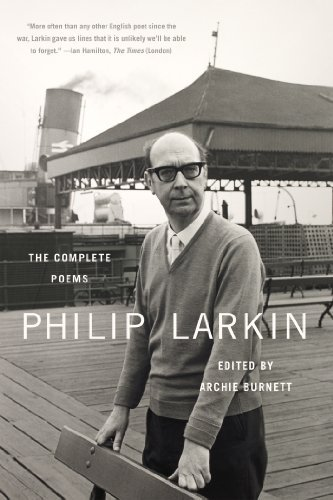 Philip Larkin Philip Larkin The Complete Poems