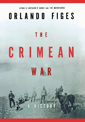 Orlando Figes The Crimean War