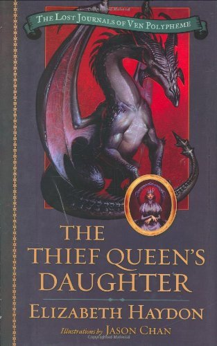 Elizabeth Haydon Thief Queen's Daughter The
