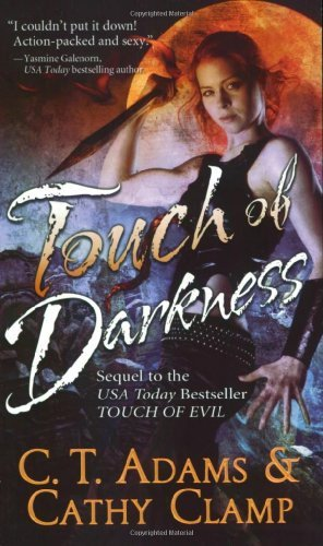 C. T. Adams Touch Of Darkness