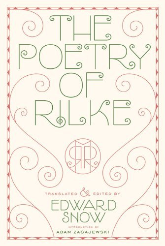 Rainer Maria Rilke Poetry Of Rilke The