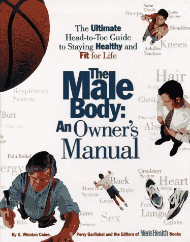 Winston Caine Male Body An Owner's Manual