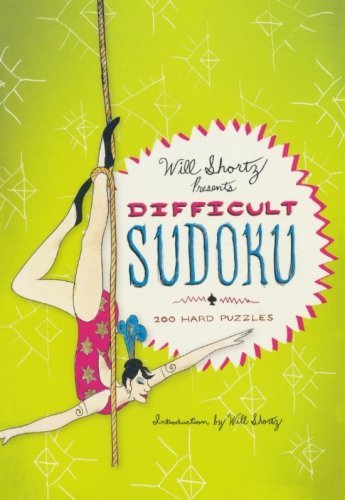 Will Shortz Will Shortz Presents Difficult Sudoku 200 Hard Puzzles