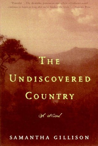 Samantha Gillison The Undiscovered Country