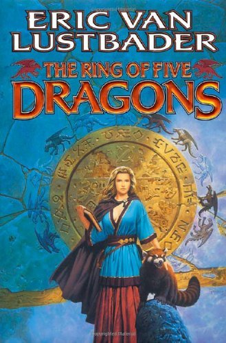 Eric Van Lustbader The Ring Of Five Dragons