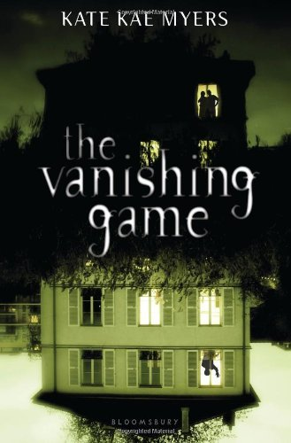 Kate Kae Myers The Vanishing Game